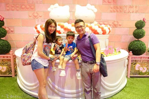 馬來西亞。投資考察玩樂園 Day1-1 台北→新加坡→馬來西亞《新山(依斯干達)Hello Kitty樂園》