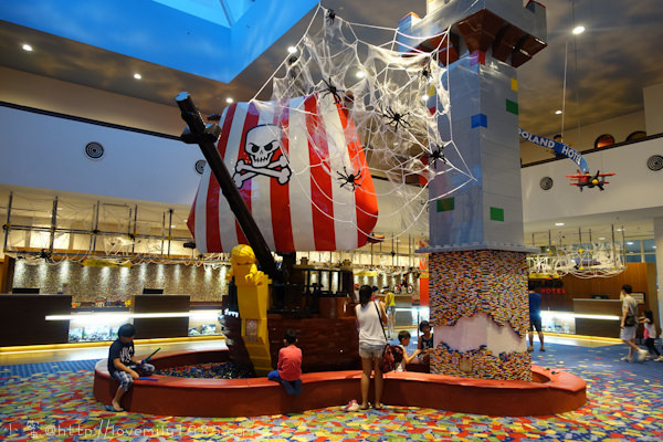 馬來西亞。投資考察玩樂園 Day1-2 馬來西亞依斯干達【入住樂高樂園酒店(房間介紹)→五福城晚餐晃晃】