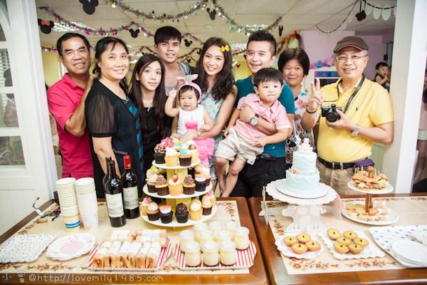 【生日特輯】水晶晶週歲party怎麼辦?場地、蛋糕、鹹甜點、擺盤、抓週用品