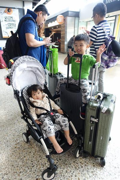 【帶嬰兒、小童出國清單】2015更新版