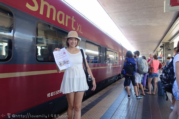 【義大利交通】法拉利列車Italo免註冊訂票教學,有跟義大利國鐵Trenitalia價錢比較(訂票日期2015/8/11)
