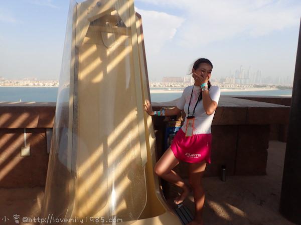 杜拜+義大利。夢想之旅 Day6-2 杜拜【亞特蘭提斯水上樂園ATLANTIS Aquaventure Water Park】超屌的水上樂園,波賽冬神殿塔The Tower of Poseidon,拋到外太空滑水道,緊張到心臟麻痺。Part2