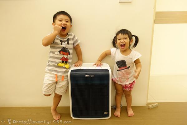 【家電】對抗空氣汙染,過敏族必備3M淨呼吸空氣清淨機極淨型(FA-T20AB),還給家人良好空氣品質
