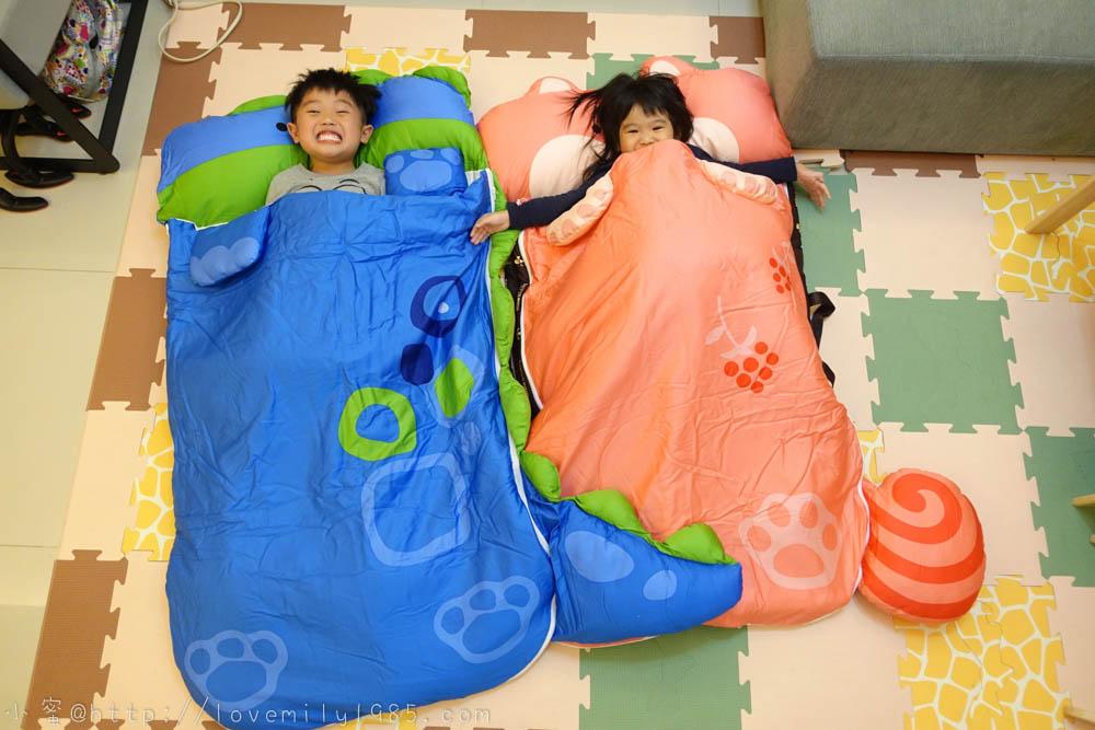 【幼稚園。睡袋】美國Milo&Gabby超可愛超柔軟三合一四季睡袋,2016新款,被芯可拆