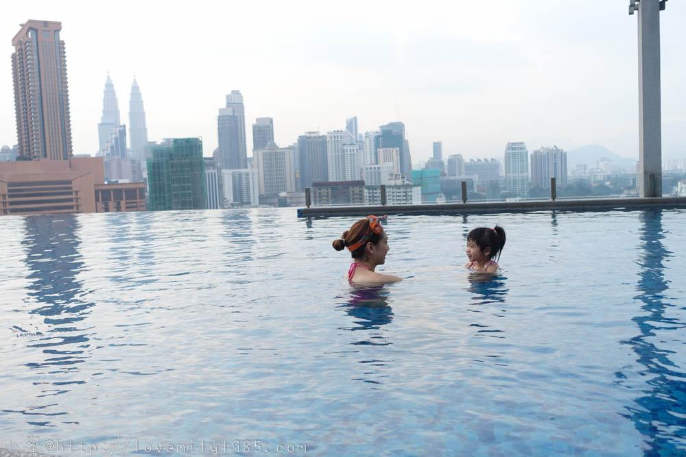 【馬來西亞。吉隆坡。airbnb】距離Pavilion巴比倫廣場15分鐘車程,生活機能良好的D Majestic Place by Swiss Garden。房間、周邊介紹