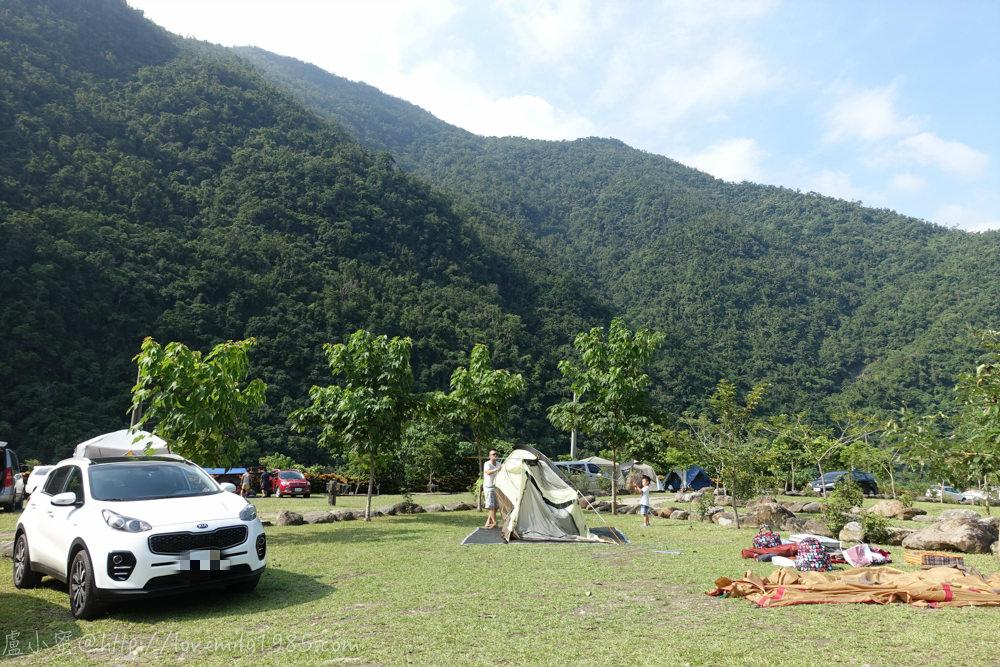 【露營好車】舒適、空間大,年輕又有型的KIA Sportage,好想換車喔我的媽啊~