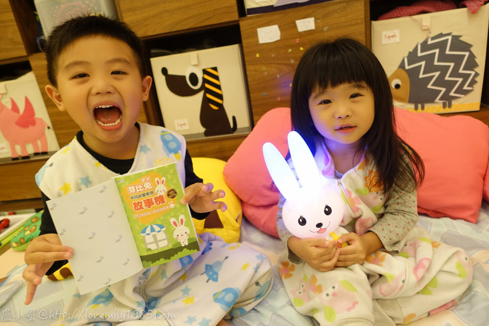【兒物】芽比兔故事機二代。Made in TAIWAN,孩子超愛~故事多到聽不完,重點!不會說故事媽媽的救星XD