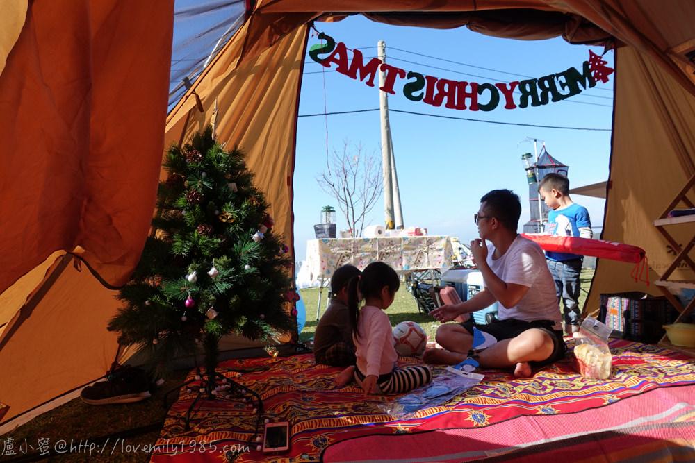 【露營】聖誕快樂硬要露第六露。苗栗鑽石林營地 Day2-1 露營東摸西摸。苗栗鑽石林營區介紹