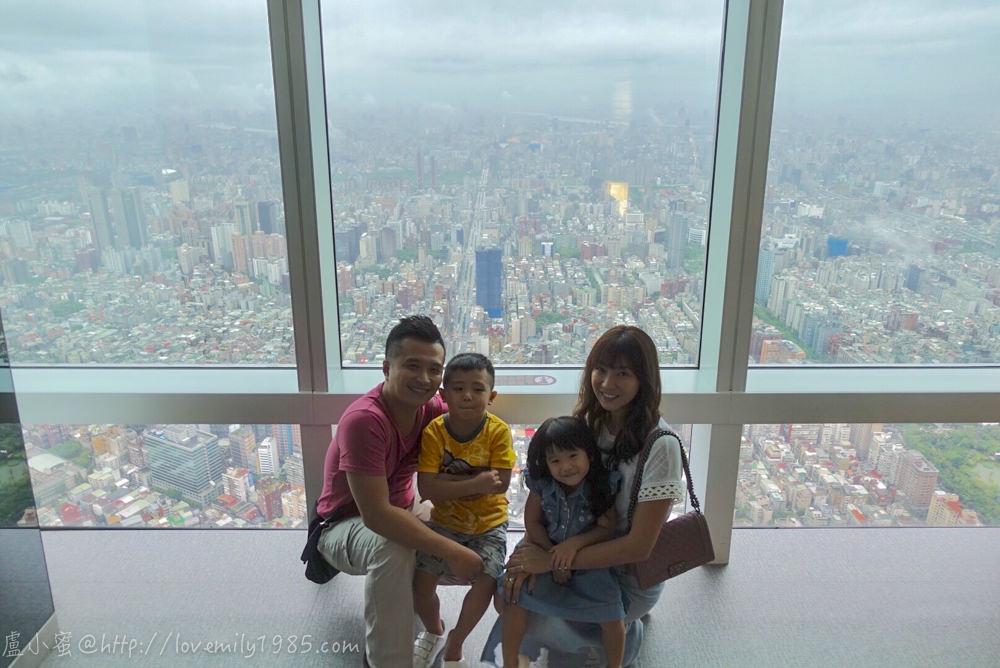【台北。地標】台北101觀景台。Taipei 101,俯瞰大台北美景~道地台北人偽觀光觀客,覺得蠻值得一來的!