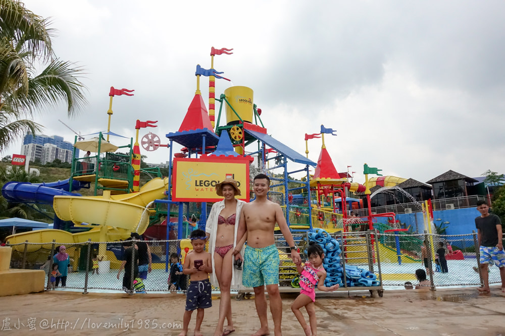 【馬來西亞。新山】樂高水上樂園 LEGOLAND Water Park,107公分以上玩翻了,根本水上兒童樂園哪!愛玩水的孩子的天堂,寒假避暑好去處