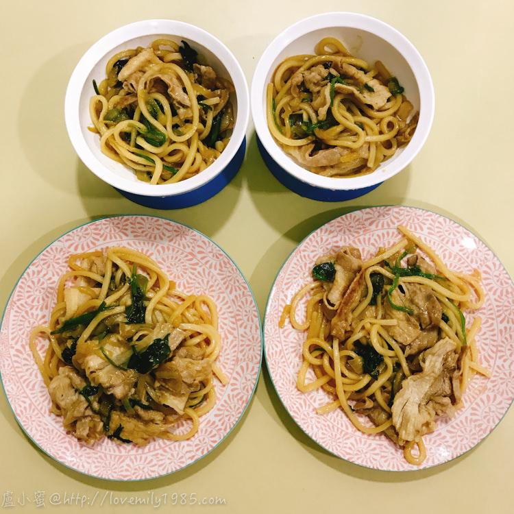 【廚房菜鳥x露營食譜】超簡單的「壽喜燒烏龍麵」30分鐘搞定,重點在於麵要Q啊!