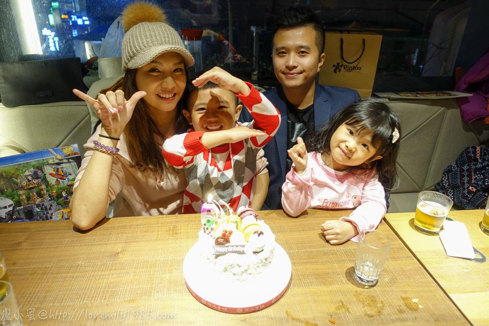【生日特輯】胖nana六歲生日快樂。完全變成一個大童了,即將邁入新階段,小大人人生開始@参和院