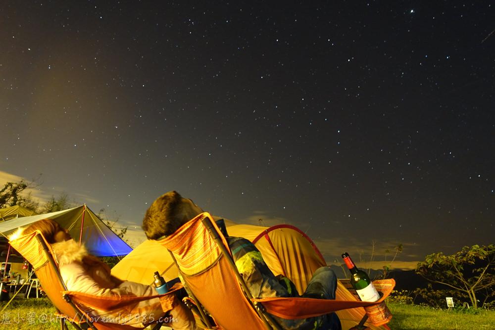 【露營】聖誕快樂回味第七露。新竹尖石鄉起初露營區 Day1 整整一年沒露營熱血沸騰,夜衝山高路窄心慌慌,無光害露營區星空美炸