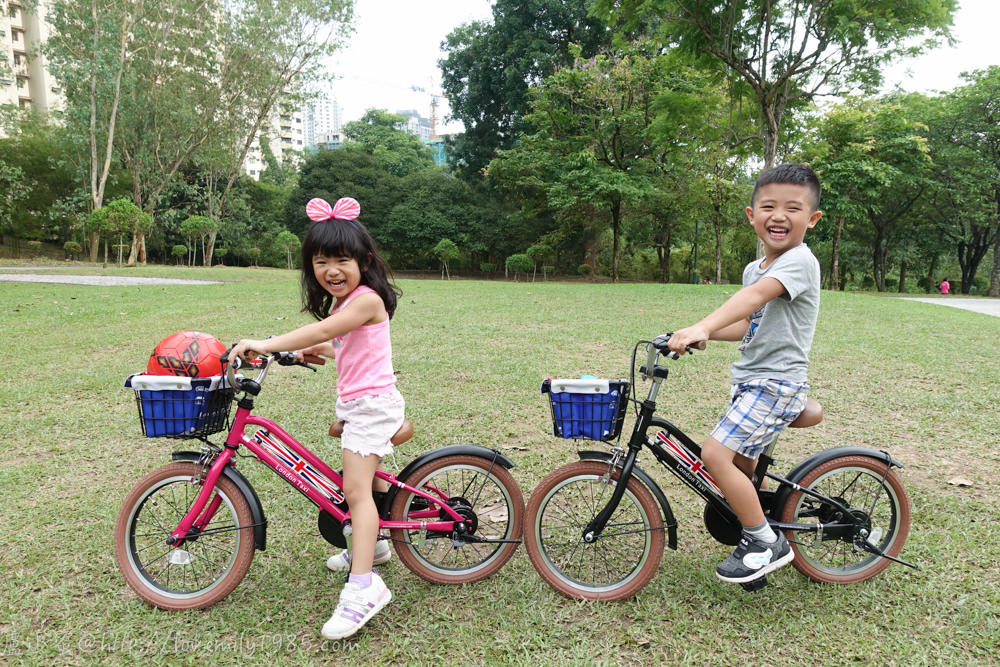 【兒物推薦】London Taxi兒童腳踏車。延續平衡車的時尚帥氣進階版,有16吋&18吋的!(附帶晶姐學腳踏車的引導教學)
