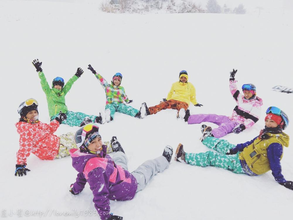 【日本滑雪自由行】日本滑雪中毒者客製化行程。入住苗場王子大飯店。推薦初學者&親子滑雪場Naeba苗場