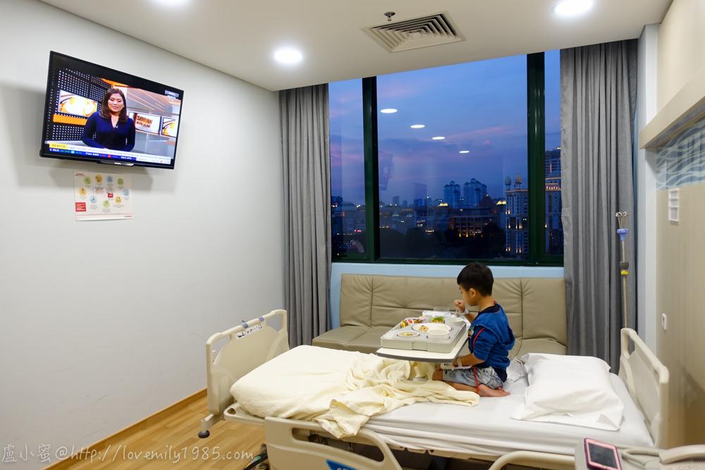 胖na超莫名中招的登革熱/骨痛熱症/Dengue Fever,無藥可醫只能自體恢復,附帶私人醫院Sunway Medical Center六天五夜醫院(飯店)介紹&費用《6Y6M25D》