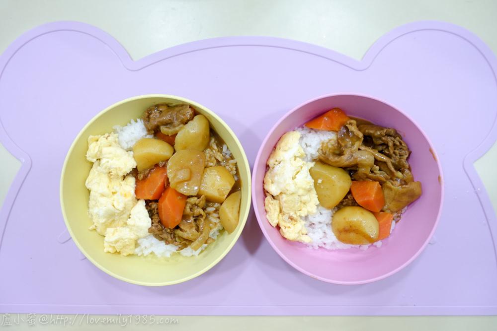 【廚房菜鳥x露營食譜】零廚藝爆炸簡單的「歐姆蛋咖哩飯&咖哩烏龍麵」,超簡單備料~食譜&實作
