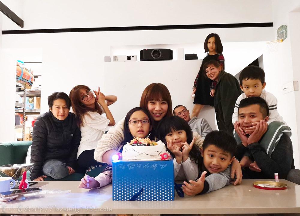 【生日特輯】胖nana七歲了~姐成為小學生媽媽的第一年!有朋友、有家人,多幸福的生日