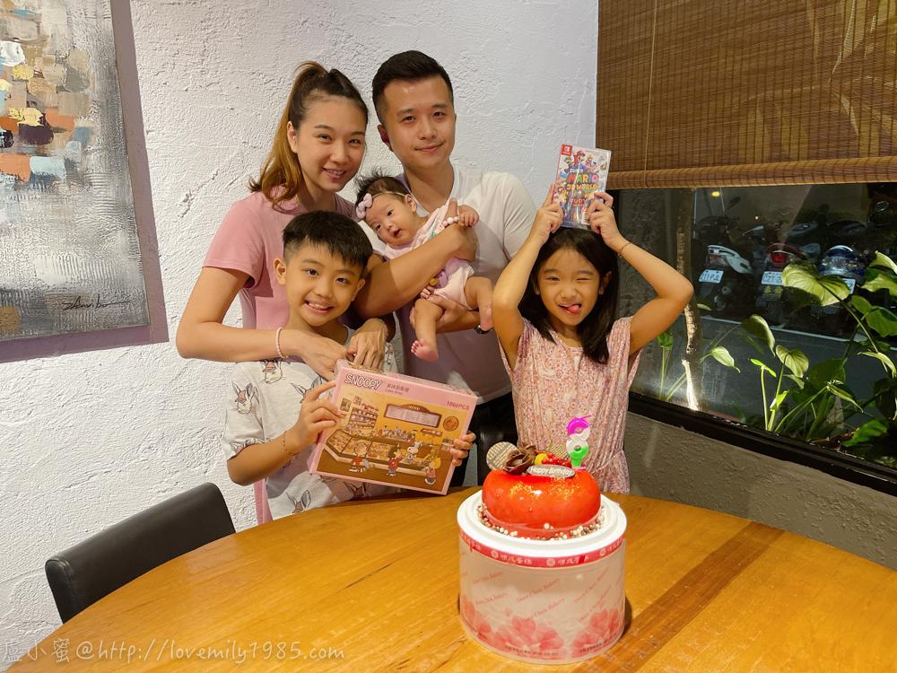 【生日特輯】真的變姊姊了,水晶晶姊姊八歲生日快樂