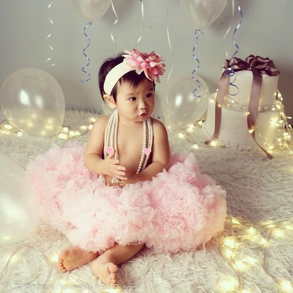【生日特輯】親愛的女兒恭喜你一歲了,水晶晶生日快樂!