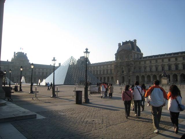 。France。 Day8 巴黎(羅浮宮。春天百貨)