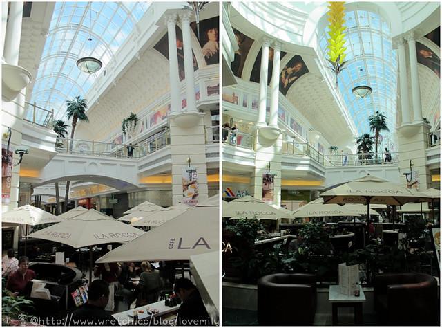 旅遊新地圖。South Africa。 Day4-2 世紀之城shopping mall→史太倫布希酒鄉【Moyo晚餐】