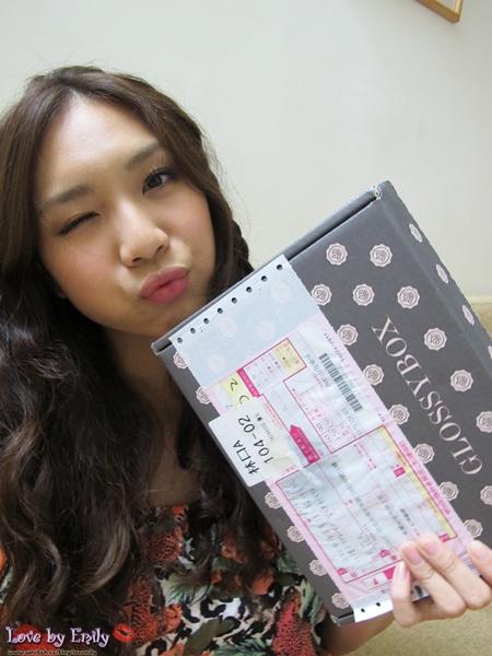 【美妝】女生愛自己Glossy Box浪漫寶盒讓你月月變公主