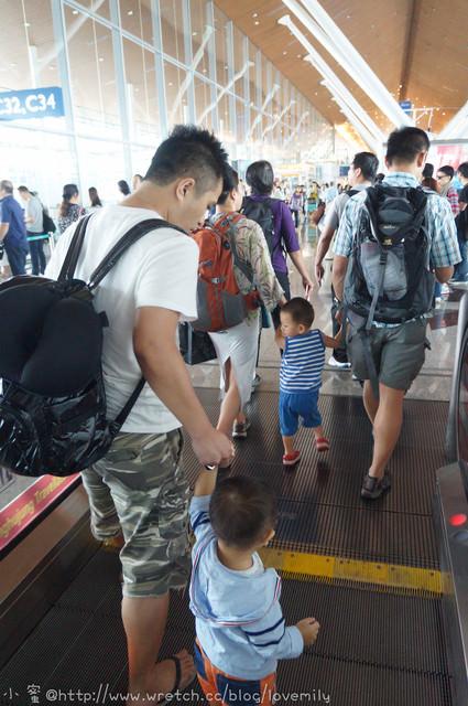 馬新泰。遊走三國看房兼渡假 Day1-2 馬來西亞【吉隆坡機場鬼擋牆交通→文華東方酒店】