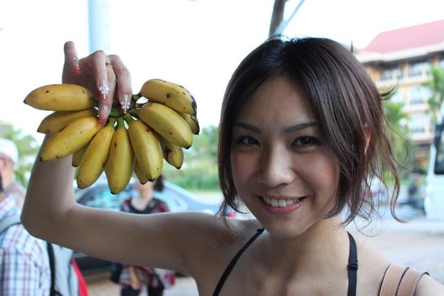 熱到炸開AAP。吳哥窟。 Day1-2 水果攤→日本料理→精油SPA