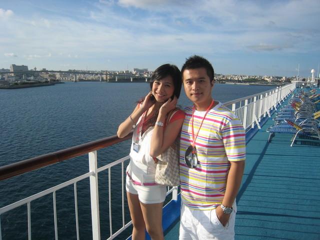 麗星郵輪 Day3 最大的海洋館&船長晚宴