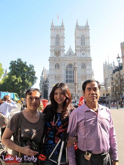 夢想實踐。英國UK。家庭遊 Day8-2 倫敦【西敏寺。白金漢宮。大英博物館】