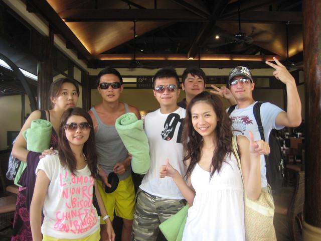 人間天堂。BoRaCay。 Day4-1 潛水體驗→露天午餐→星期五沙灘玩耍