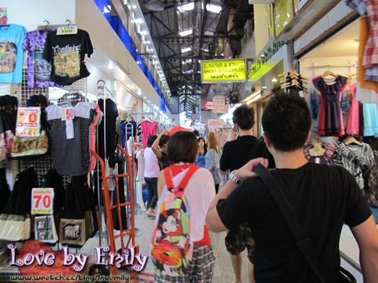 泰國曼谷考察趣 Day1-2 走走看看吃吃飯→看工廠→四面佛→抓龍