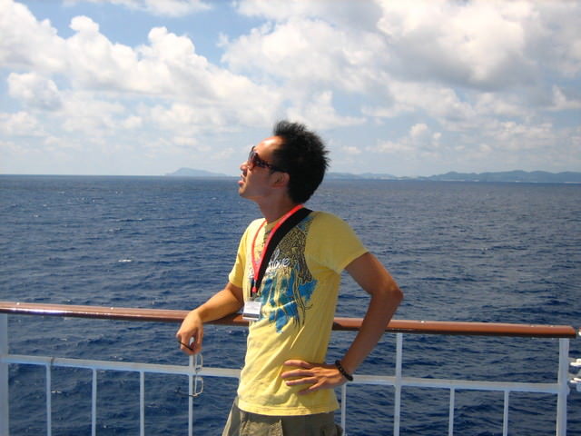 麗星郵輪 Day2 沖繩自由行