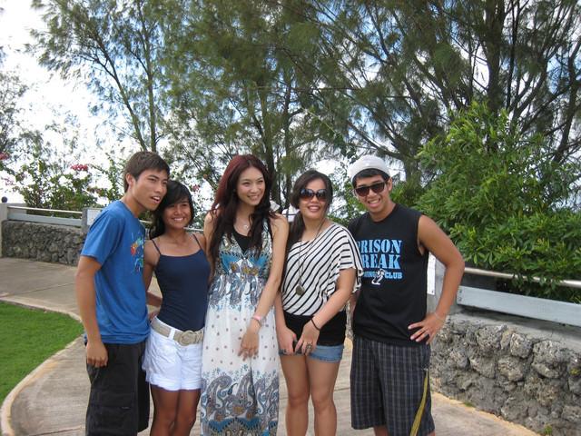 。Guam。高峰購購購 Day2 島上觀光《戀人岬》→購物