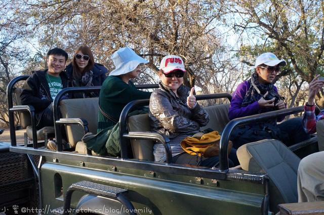 旅遊新地圖。South Africa。 Day7-1 馬布拉野生動物保護區【騎馬找動物】