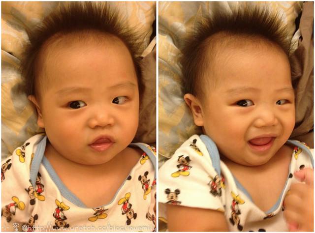 【胖na成長週記】毛頭小子.第一次剪頭毛.新相機.分離焦慮.槌球玩具.闖禍na《36W》