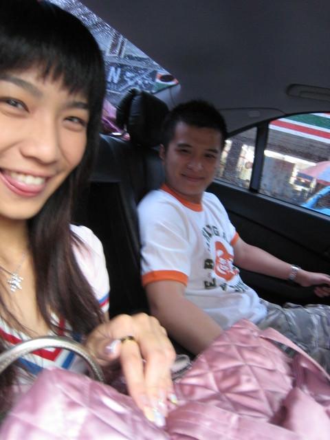 泰國瘋狂潑水節過生日超嗨 Day1 曼谷