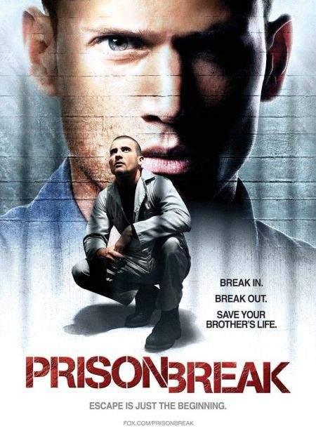 【影集】越獄風雲 PRISON BREAK