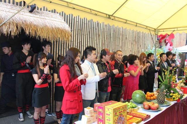 【忍者主題餐廳】 2010.3.8 正式開幕!!!!歡迎大家蒞臨^^