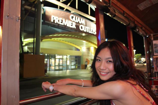 。Guam。高峰購購購 Day3-3 關島暢貨中心G.P.O.→ABC Store