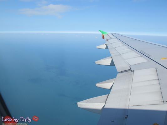 不同面貌。長灘島。 Day1-1 台北→飛機→車→船→長灘島【Canyon De Boracay】
