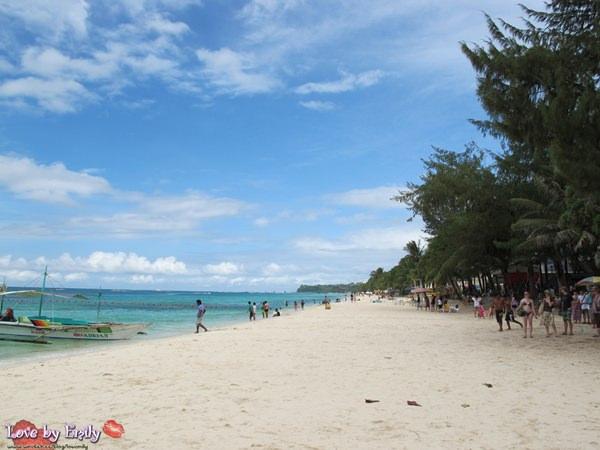 不同面貌。長灘島。 Day2-1 出海【釣魚。荒野求生野餐】