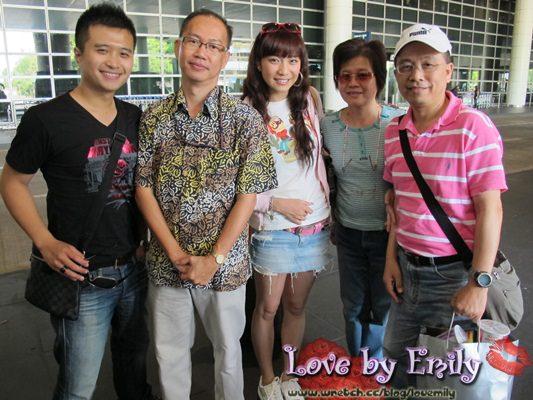 尾牙。馬來西亞。棕梠島 Day5-2 吉隆坡酷機場→PP卡貴賓室→泰式料理