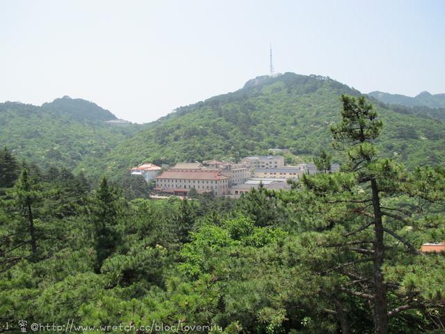南京黃山AAP Day3-2 猴子觀海→西海大峽谷