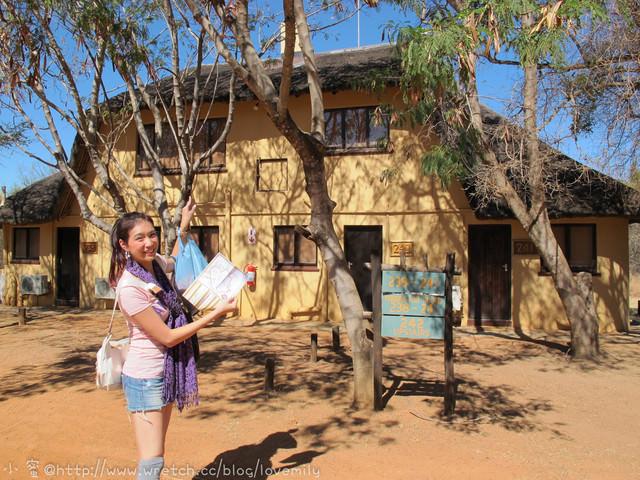 旅遊新地圖。South Africa。 Day6-2 馬布拉野生動物保護區【房間。敞篷狩獵趣】