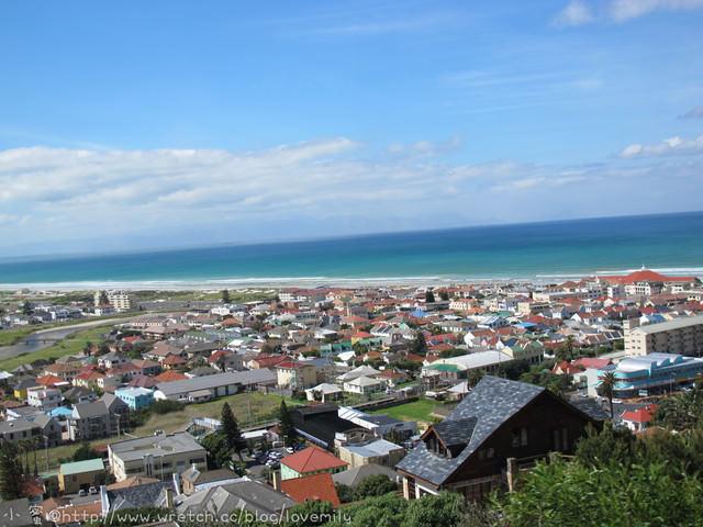 旅遊新地圖。South Africa。 Day3-2 Fish Hoek龍蝦大餐+餵鳥鳥不領情→博德斯海岸【企鵝保護區】