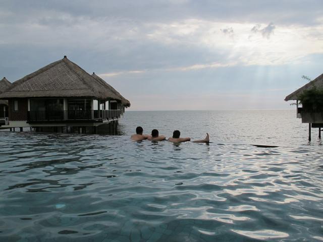 尾牙。馬來西亞。棕梠島 Day1-2 棕梠島