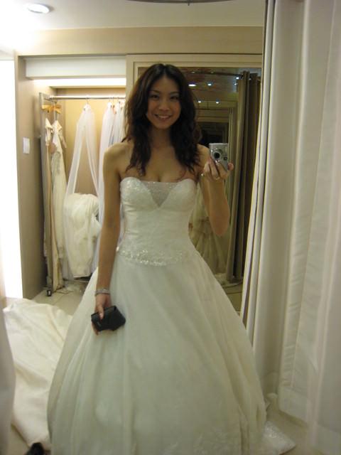 【喜喜】挑結婚白紗@蘇菲雅麗緻Sophia Ritz