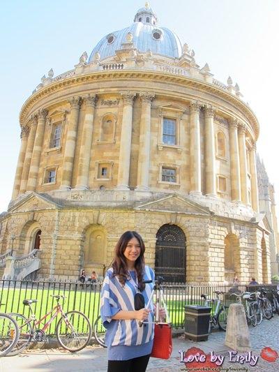 夢想實踐。英國UK。家庭遊 Day7-2 牛津大學城→溫莎古堡旁
